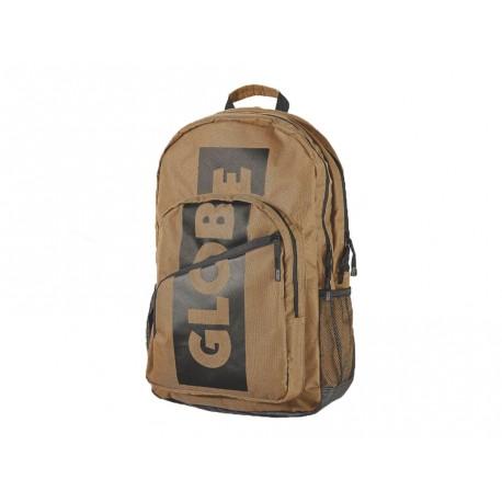 Zaino Globe Jagger III Backpack scuola beige