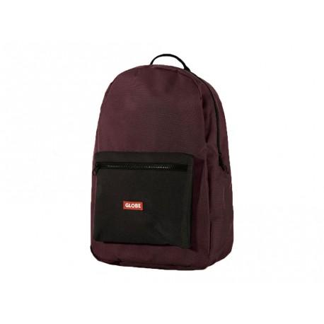 Zaino Globe Deluxe Backpack scuola bourdeaux