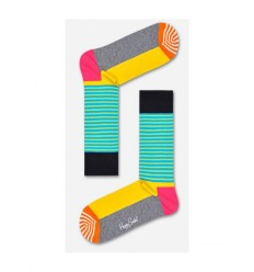 Happy Socks Half stripe calzino uomo righe