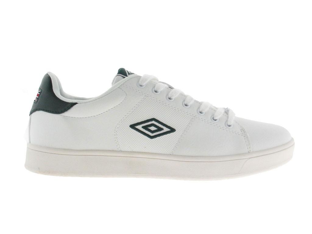 Sneakers alta Uomo Umbro Pelle sintetico Nero//bianco RFP38078S