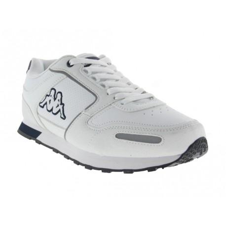 Scarpe Kappa Logo Voghera 5 da uomo bianco