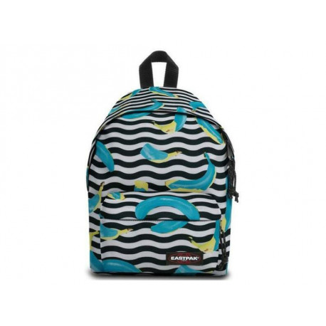 Zaino Eastpack Padded Crazy Bananas uomo donna multicolore