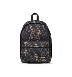 Zaino Eastpack Out of office Dracul Bone uomo donna nero