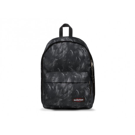 Zaino Eastpack Out of office Feather Bone uomo donna nero