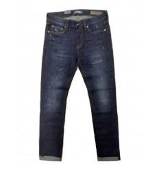 Jeans Uniform Ibanez Pant da uomo graffiato blu