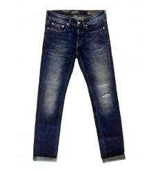 Jeans Uniform Ibanez Pant da uomo graffiato jeans