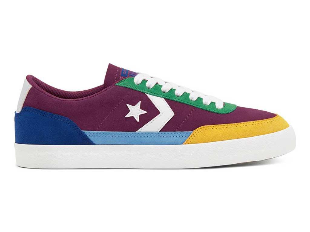 Scarpe Converse Net Star ox uomo multicolore