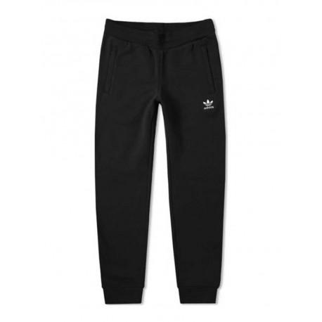 Pantalone Tuta Adidas Trefoil uomo donna nero