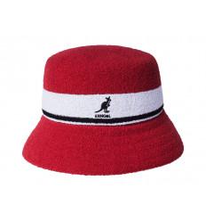 Kangol Cappello alla Pescatora Unisex Bermuda Stripe Bucket
