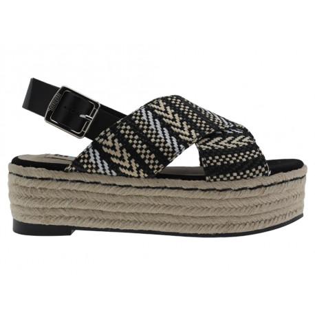 MTNG Sandalo Donna Fondo Corda Senegal