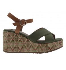 MTNG Sandalo Donna Fondo Corda Magna