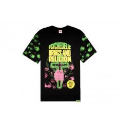 Doomsday T-Shirt Uomo Drugs Religion