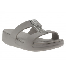 Crocs Monterey Diamante Wedge Donna