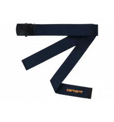 Carhartt Cintura Orbt Belt Uomo Blu