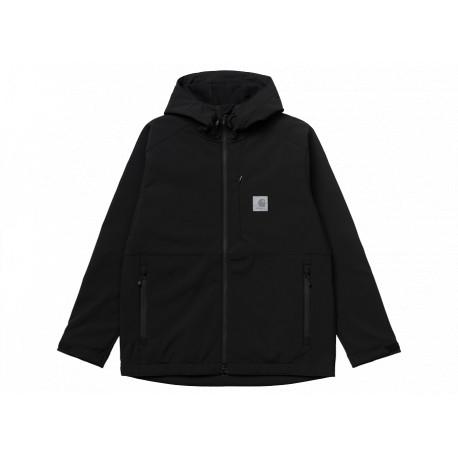 Giacca Carhartt Termica Softshell Jacket Uomo Nero