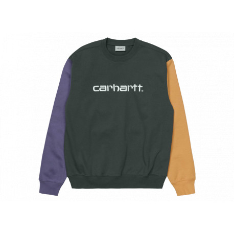 Carhartt Felpa Tricol Sweatshirt Uomo
