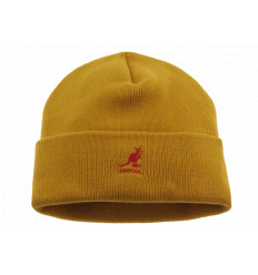 Kangol Acrilic Cuff Pull-On Old Gold Unisex
