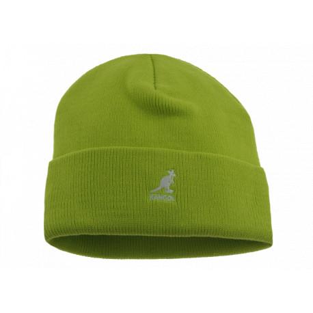 Kangol Acrilic Cuff Pull-On Bio Lime Unisex