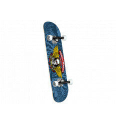 Skate Completo Powell Peralta Winged Ripper Birch Blue 8.0