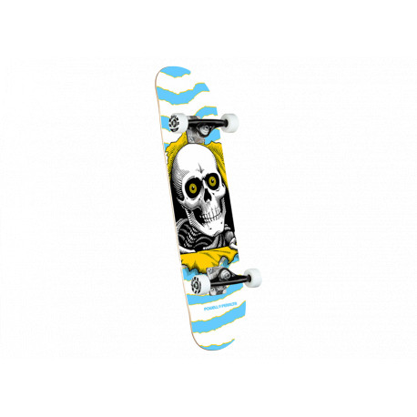 Skate Completo Powell Peralta Ripper One Off Birch LT Blue 7.5