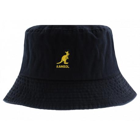 Kangol Cappello alla Pescatora Unisex Washed Bucket Hat