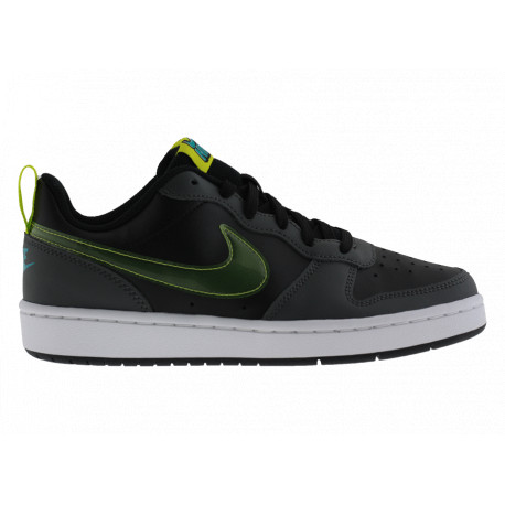 Nike Court Borough Low 2 KSA (BG) CW1624001 Nero/Grigio