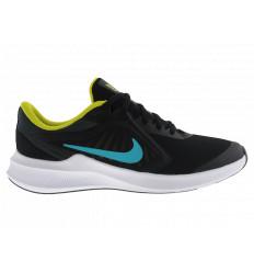 Nike Downshifter 10 CJ2066009 Scarpe Donna Running da Allenamento Nero/Turchese