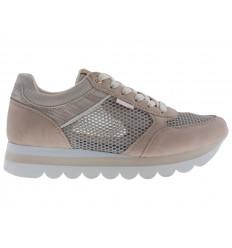 Xti Sneakers 0248501 Donna Lacci Traforato Rosa