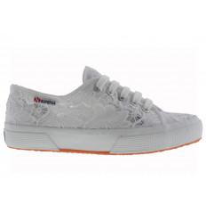 Superga Sneaker Donna 2750 in Macramé S008YA0900 Bianco