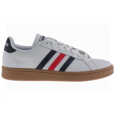 Adidas Scarpa Grand Court Bianco EE7888