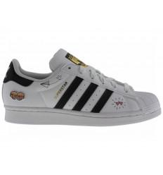 Adidas Scarpe Superstar J Donna FX5202