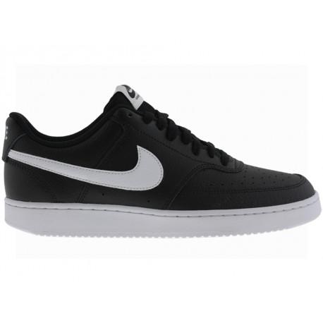 Nike Sneakers Court Vision Low 2 CD5463001 Nero/Bianco Uomo