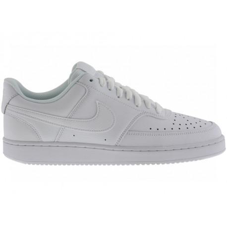 Nike Sneakers Court Vision Low 2 CD5463100 Bianco/Bianco Uomo