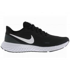 Nike Revolution 5 BQ3204002 Scarpe Running da Allenamento Uomo Nero/Bianco