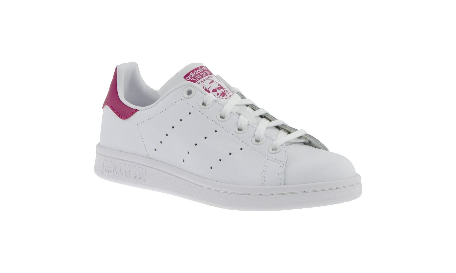 Scarpe Adidas stan smith casual donna bianco ...
