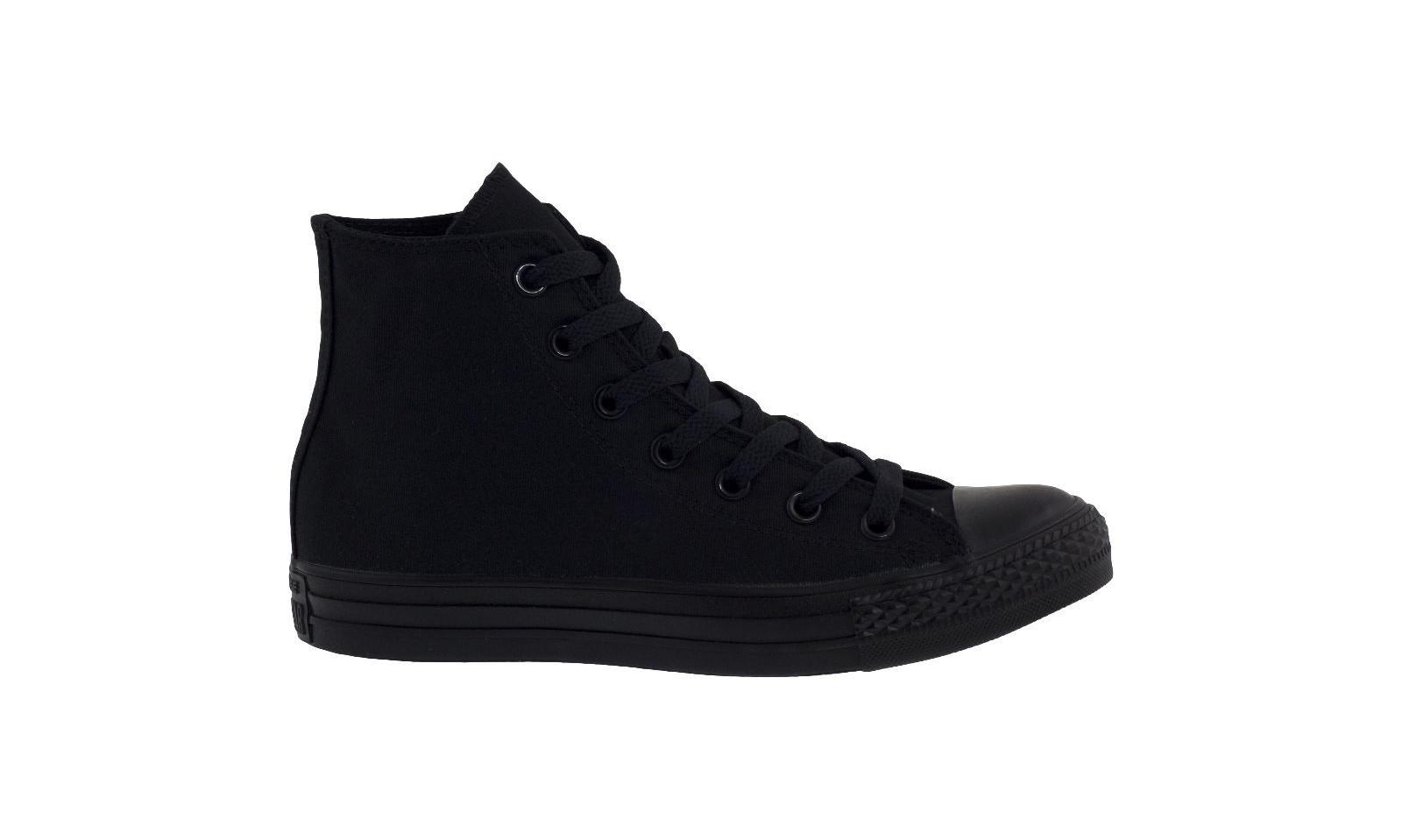 Scarpe Converse Chuck Taylor All Star Hi M3310C Black Sneakers Uomo Donna Casual
