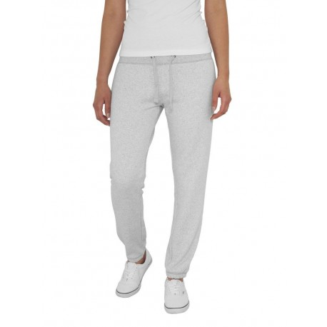 Urban classics Ladies melange sweatpant pantalone sportivo