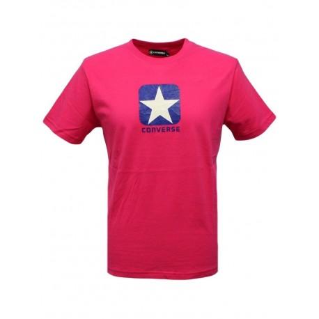 Converse T shirt mc logo man classic