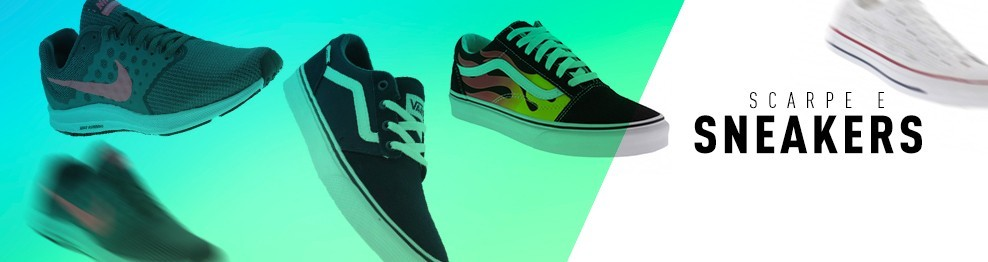 Scarpe e Sneakers